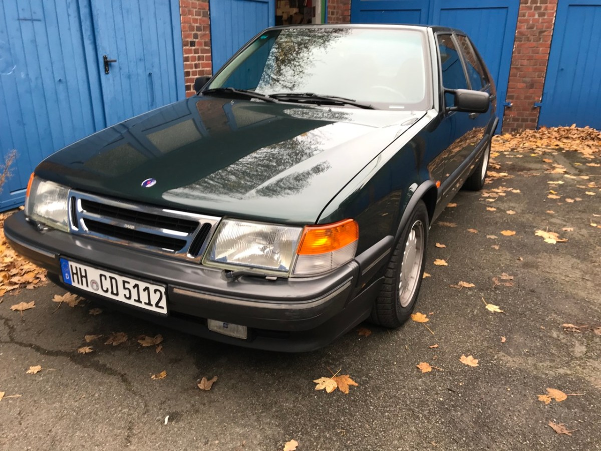 Saab 9000 CD rescue. Technology & Finale. (3)